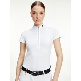 TH Naiste Show Shirt Short Sleeve TH Optic White