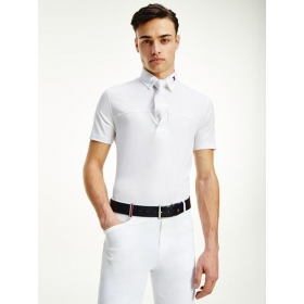 TH Meeste Show Shirt Short Sleeve TH Optic White