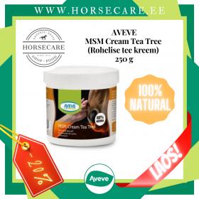 MSM Cream Tea Tree (Rohelise tee kreem) 250 g