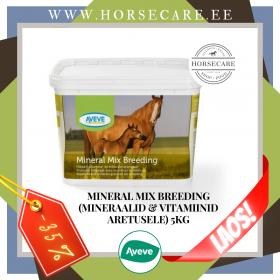 Mineral Mix Breeding (Mineraalid & Vitamiinid aretusele) 5kg