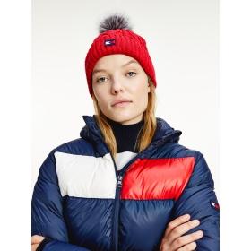 Tommy Hilfiger naiste tutimüts punane